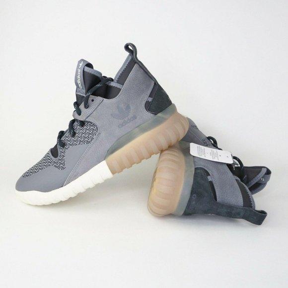 Adidas Tubular X Mens Shoes Basketball Sneakers